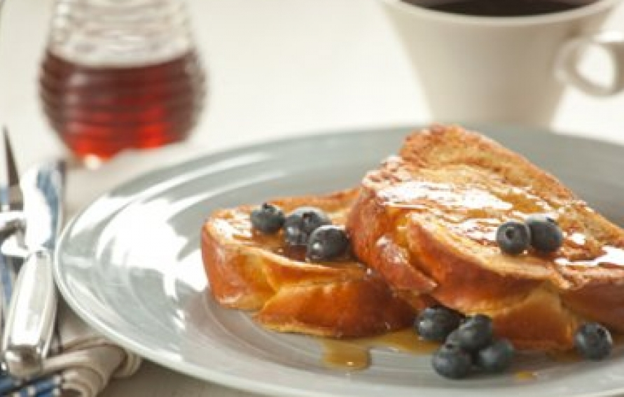 Challah French Toast Recipe Edible Indy