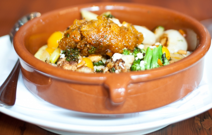 Late Harvest Kitchen Vegetable Tagine